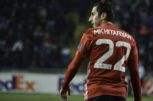 เฮนริค มคิตาร์ยาน (Henrikh Mkhitaryan)